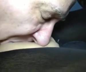 Horny bisex couple in threesome sex whiteh the neighbor