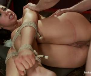 Incredible fetish xxx video with fabulous pornstar Mia Gold from Dungeonsex